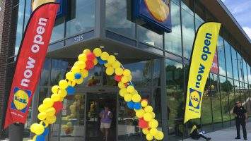 Lidl USA opening